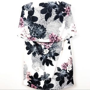 KEEPSAKE | Keep Watch Floral Strapless Dress